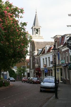 Weesp - Old part of the town